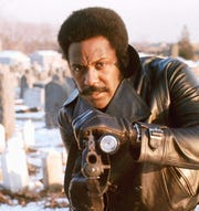 "Richard Roundtree stars in ""Shaft,"" playing at the Capitol Theatre."