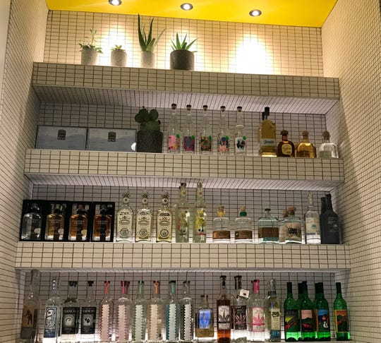 Estella, the new taqueria at the Jesse Hotel & Bar on East Fourth Street in Reno, specializes in mezcals, the smoky cousin to tequila.