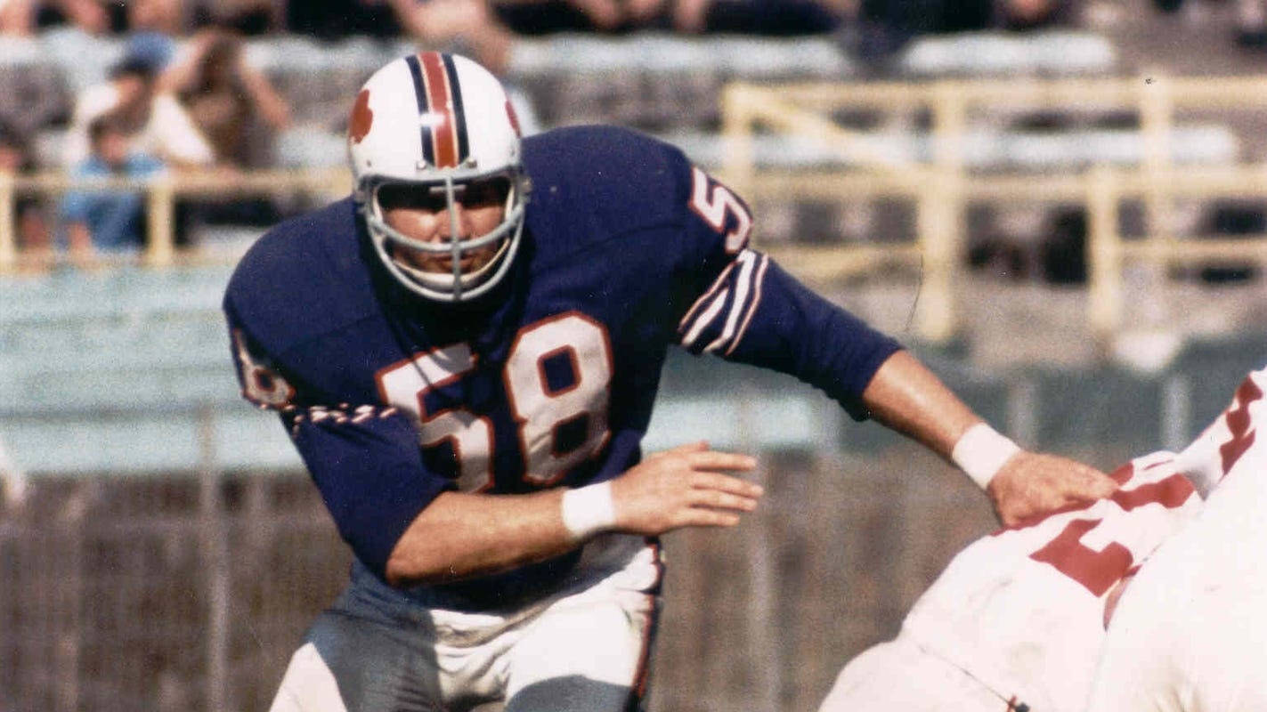 Mike Stratton Buffalo Bills legend dies at age 78