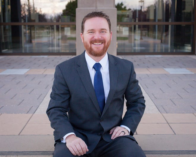 Republican Joseph Turner is one of five candidates running in the special election to fill California's 1st Assembly District seat.