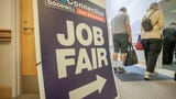 More than 120 people age 50 and older attend Goodwill job fair and meet nearly 20 prospective employers.