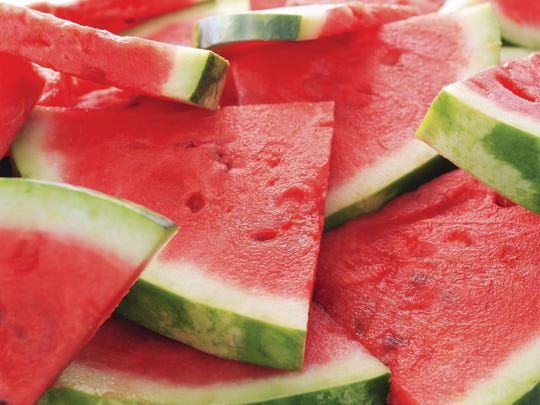 Enjoy the sweet taste of summertime with a locally-grown Hermiston watermelon.