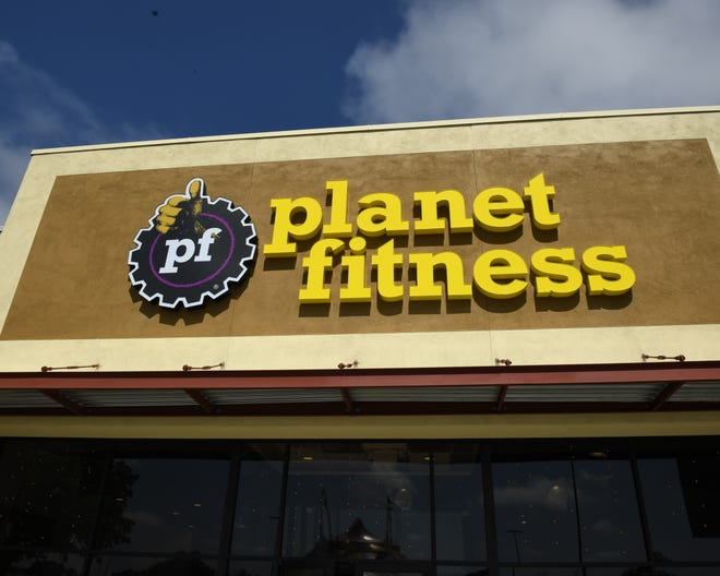 The Planet Fitness location in Northridge Mall is on the south end where the Sears used to be.