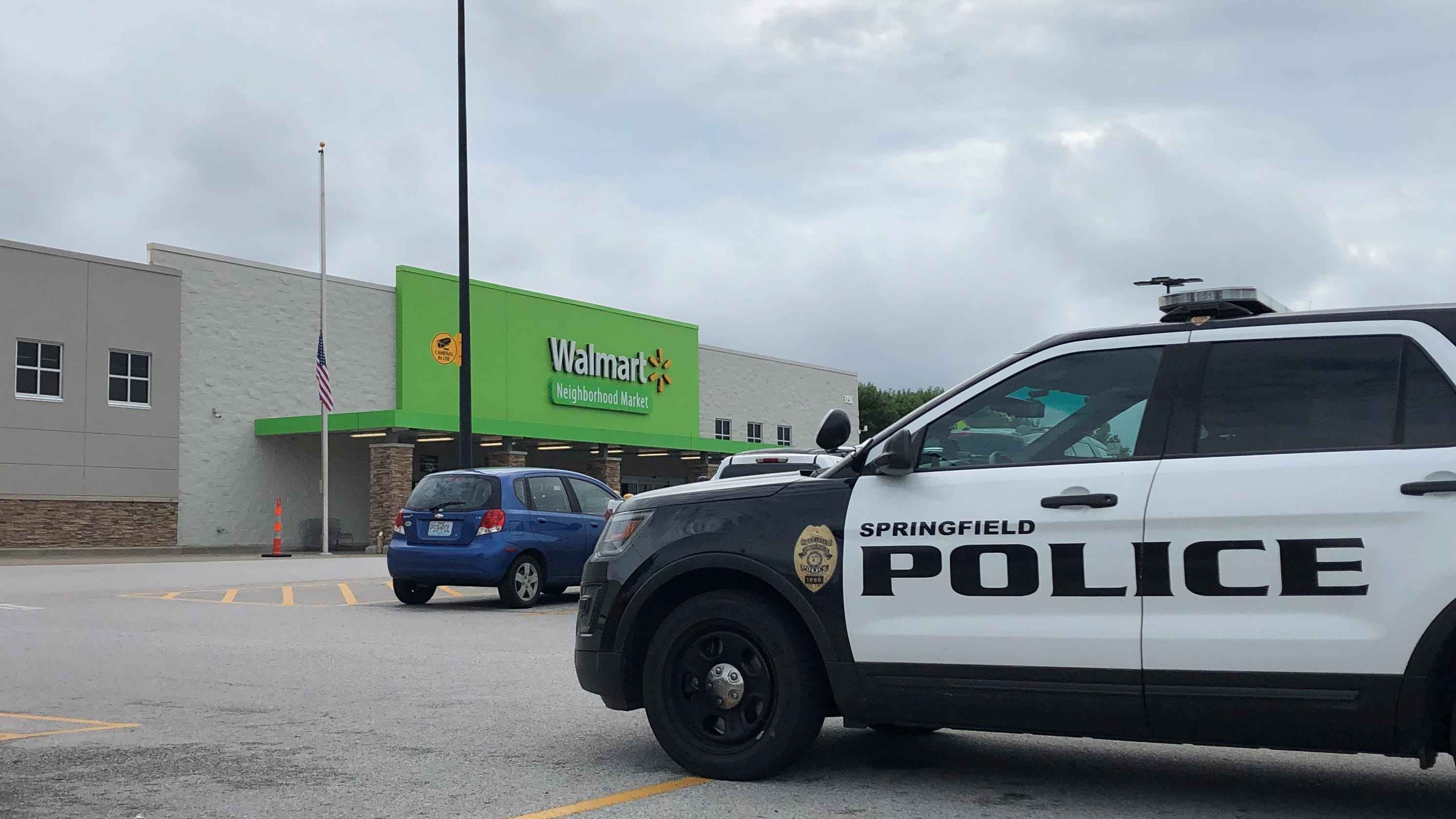 Springfield, Missouri, Walmart armed man ID'd, charged with