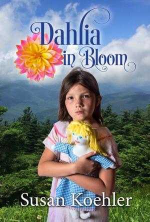 """Tallahassee writer Susan Koehler' debut novel """"Dahlia in Bloom."""