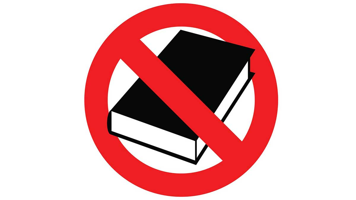 Banned behind bars: 20,000 books can't be read by Florida