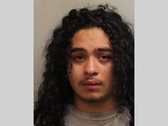 Hilario Gonzalez, 18, is charged with  burglary of unoccupied structure, criminal mischief and resisting an officer without violence.