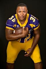 Fort Pierce Central's Jerandious Works was the 2012 All-Area Defensive Player of the Year.