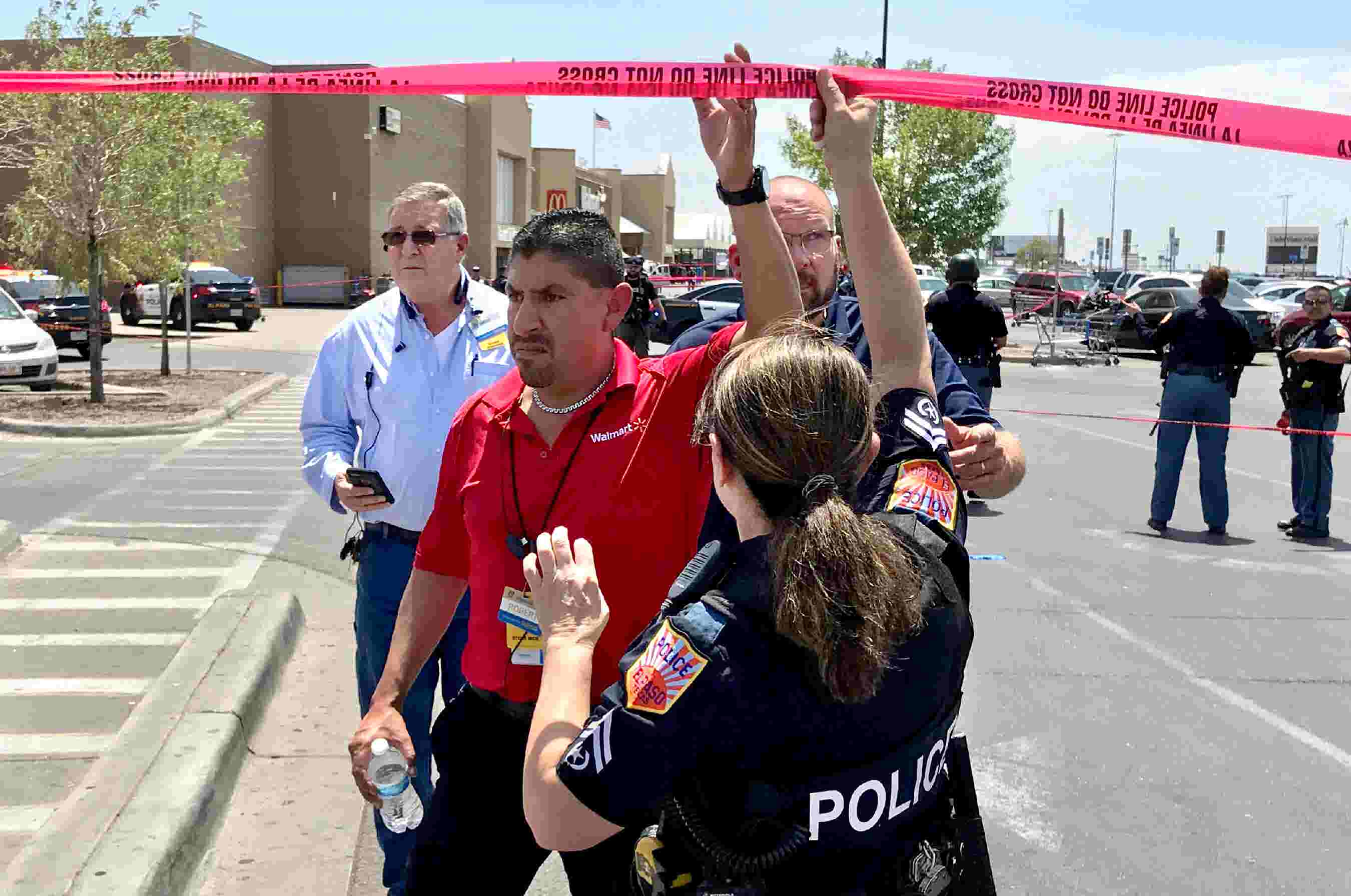 Affidavit in El Paso shooting says suspect was targeting Mexicans
