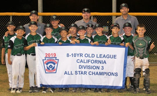 The Thousand Oaks Little League 10U All-Star team captured the 10-team SoCal Division III Tournament .