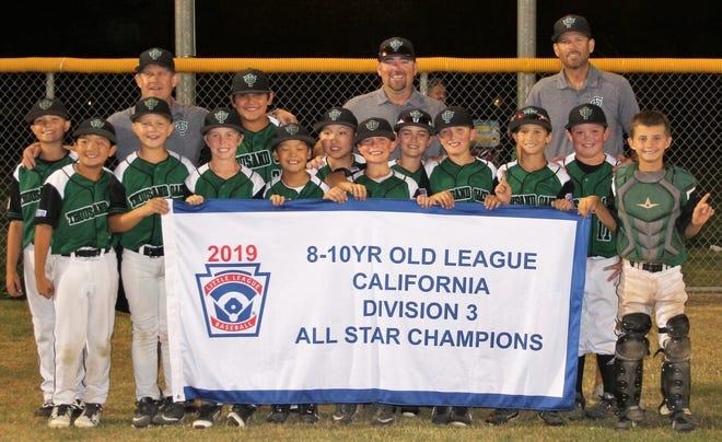 The Thousand Oaks Little League 10U All-Star team capturedthe 10-team SoCal Division III Tournament .