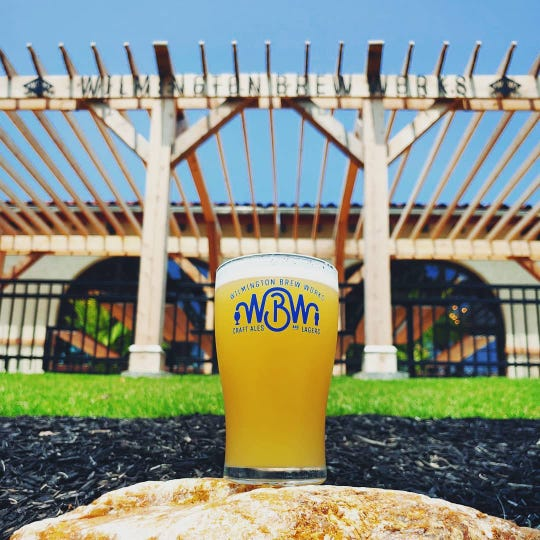 Wilmington Brew Works will host a two-day birthday celebration this weekend.