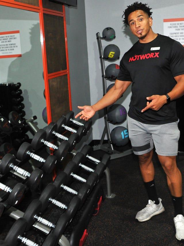 HOTWORX (Wichita Falls, TX - Call Field) fitness studio opens