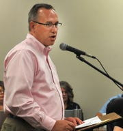 Wichita Falls Independent School District, chief financial officer, Tim Sherrod presented the long range facility plan to the board of trustees during a special session held, Thursday afternoon.