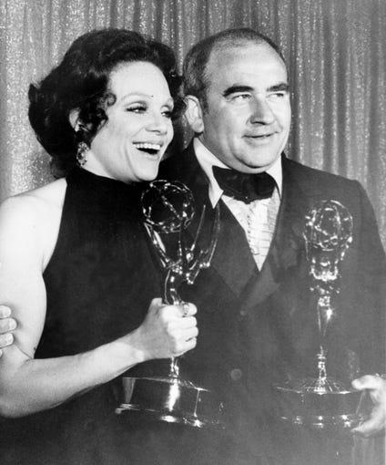 Valerie Harper, Emmy winner and TV's beloved Rhoda, dies at 80