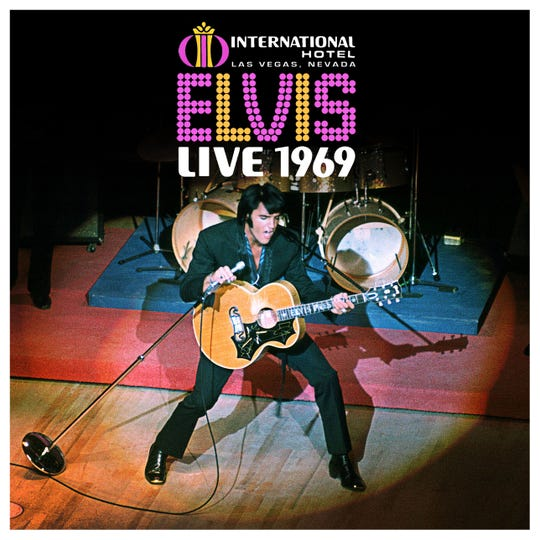 "The 50th anniversary of Elvis Presley's Las Vegas residency at the International Hotel is commemorated in ""Elvis Live 1969,"" a deluxe 11-CD box set out Aug. 9 on RCA/Legacy Recordings."