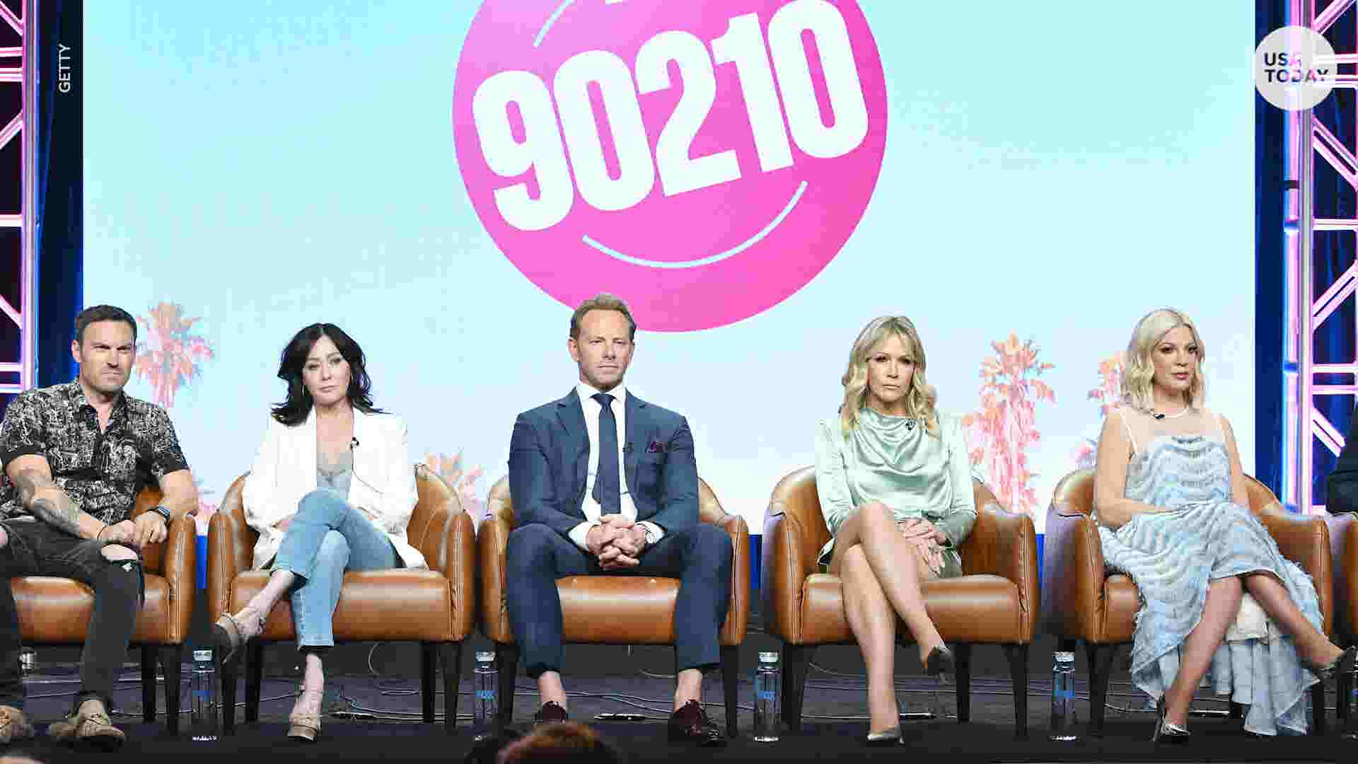 BH 90210' recap: Season 1, Episode 1, 'Reunion'