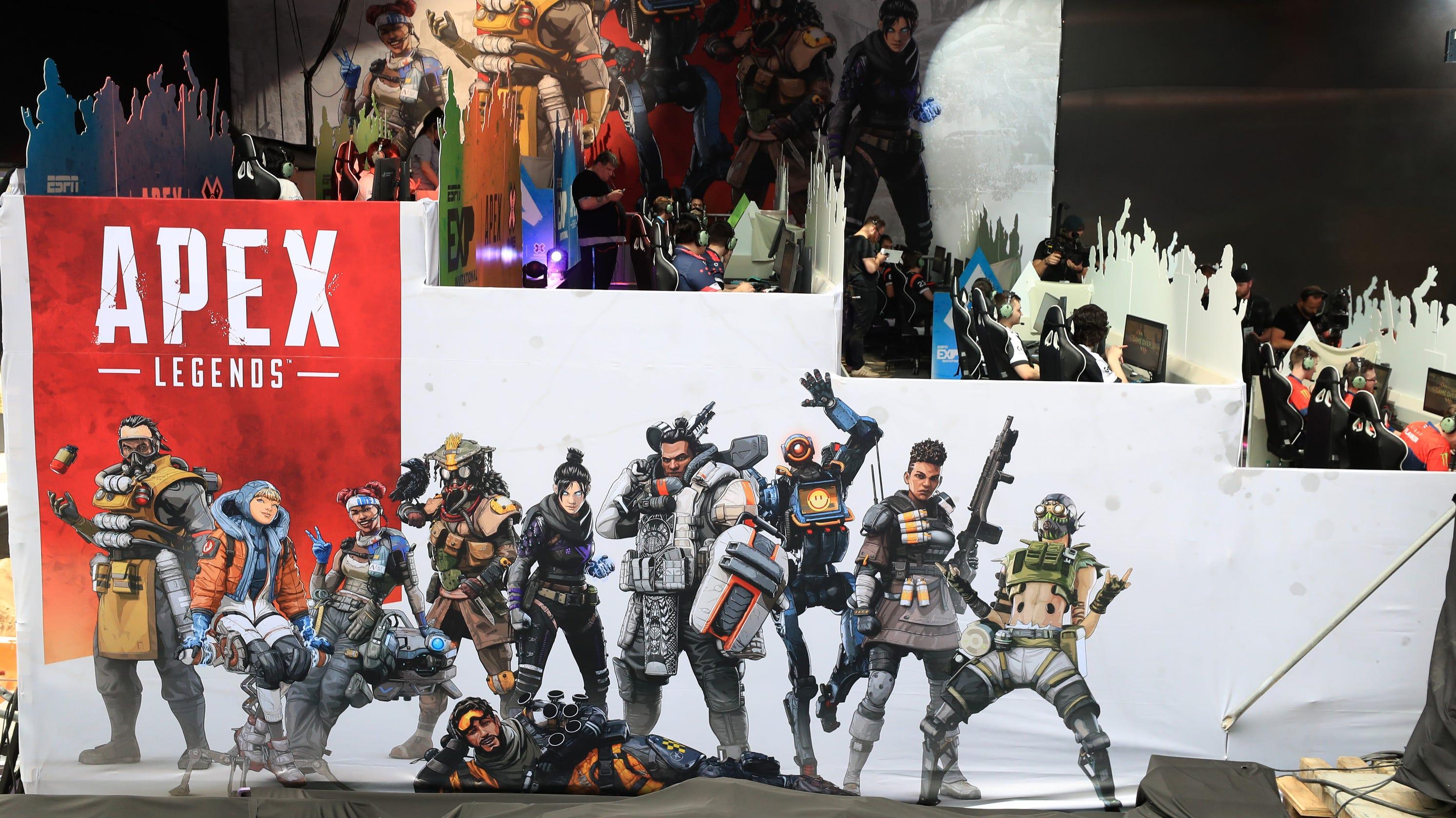 ESPN postpones Apex Legends tournament broadcast in wake of shootings