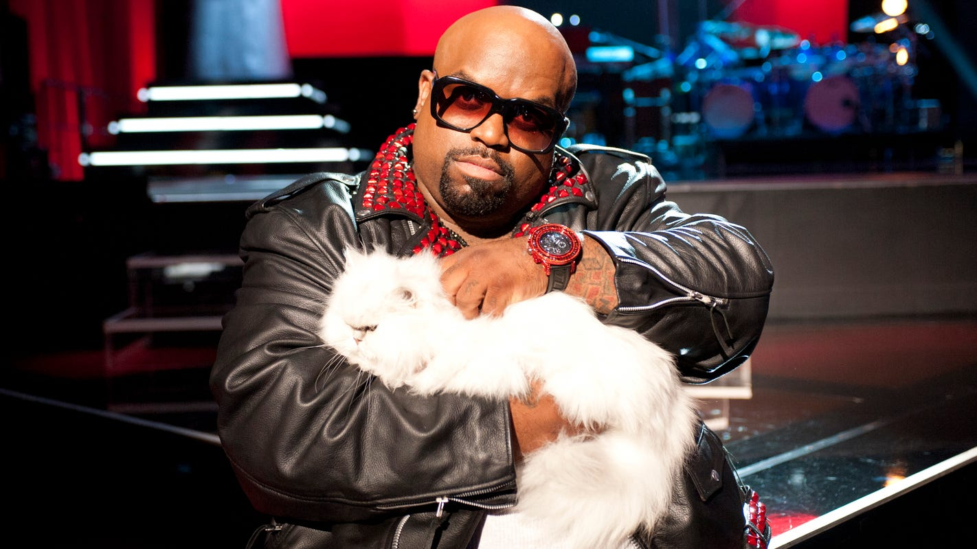 Cee Lo Green, Of 'The Voice' And 'Crazy' In Naples With