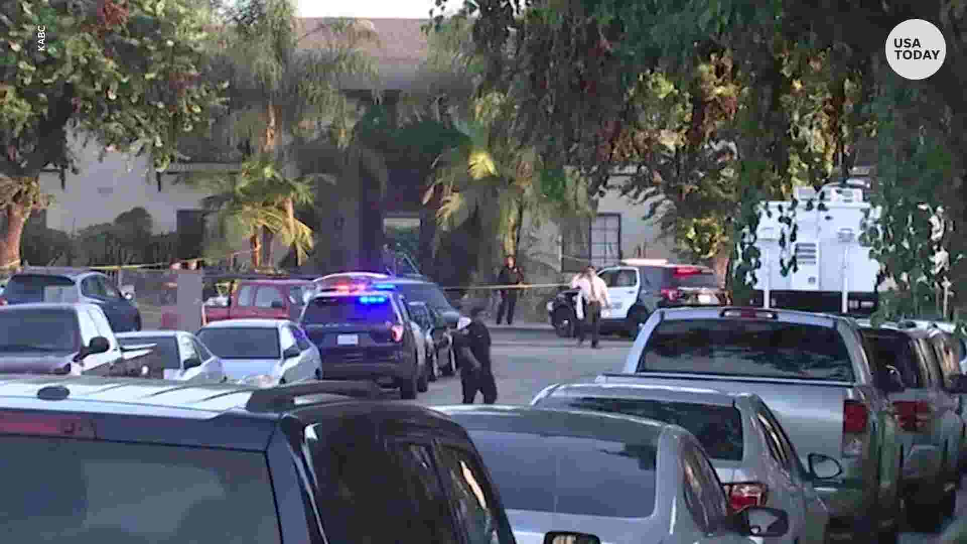 4 dead, 2 injured after man goes on stabbing rampage in California