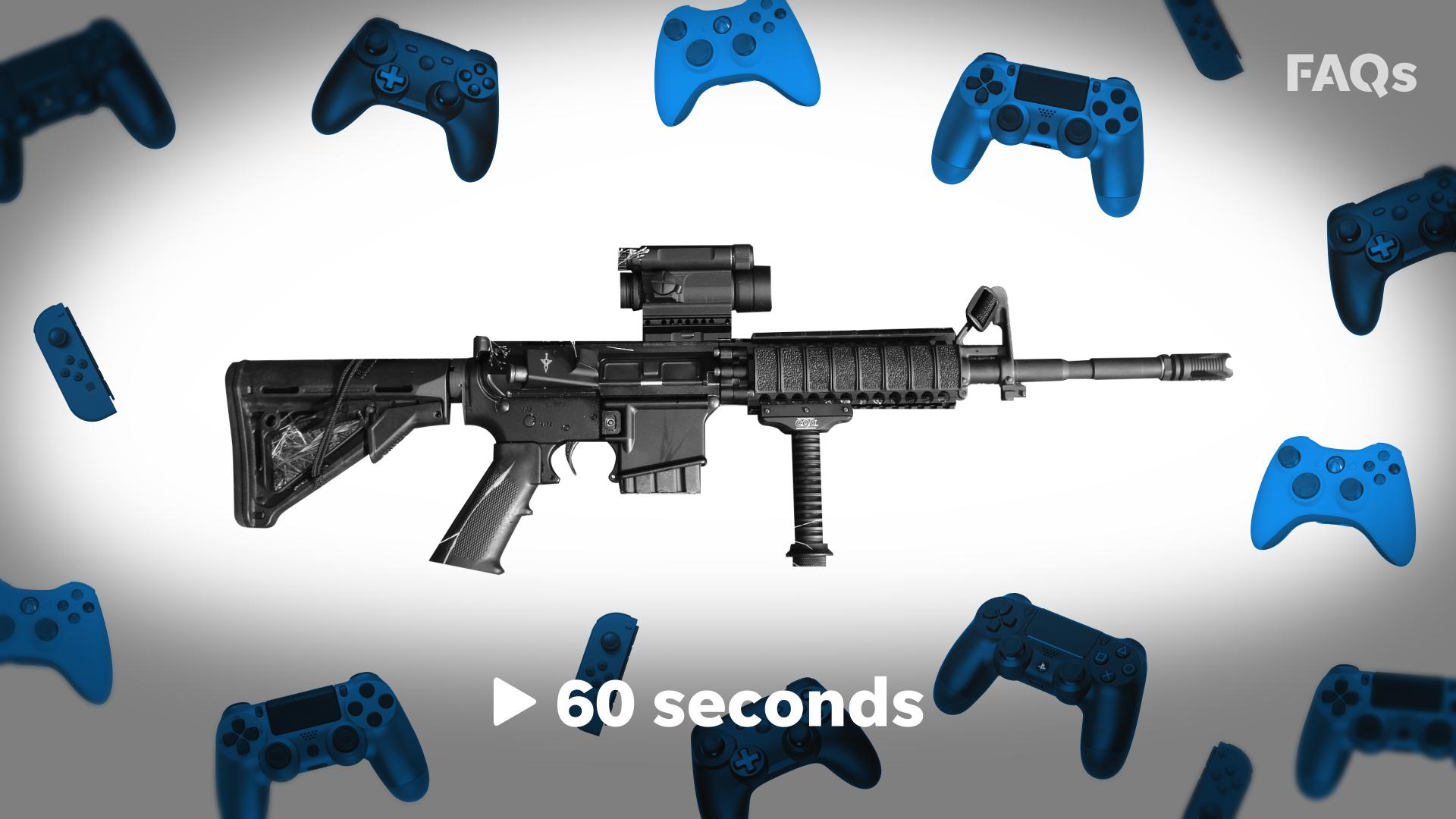 Walmart mass shooting: Stores removing violent video game displays