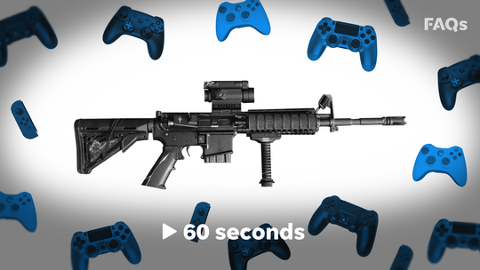 Don't blame video games for El Paso, Dayton shootings. Leaders like Trump must face facts.