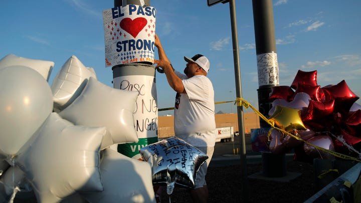 31 people died in El Paso, Dayton mass shootings. Twitter data shows talk faded in just 10 days.