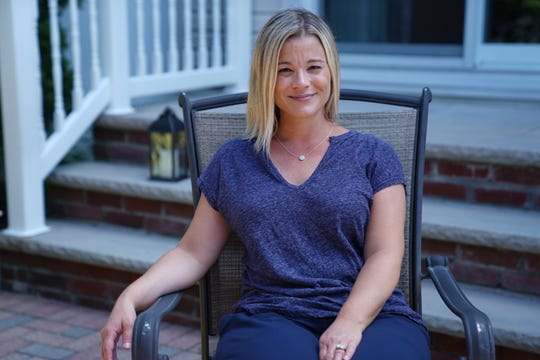 Kristin Schoeffel is a real estate agent living in Long Island, New York. She flooded her basement and filed her first home insurance claim earlier this year.