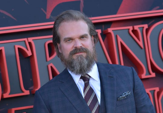 "David Harbour of ""Stranger Things"" is speaking out against blaming people with mental illness for mass shootings."