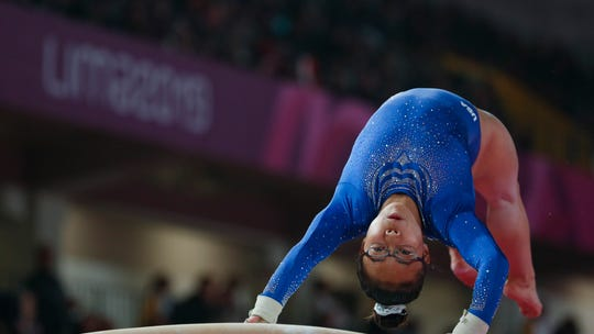 World champion gymnast Morgan Hurd shares favorite novels for National Book Lovers Day