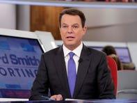 Fox News host Shepard Smith photographed on Jan. 30, 2017.
