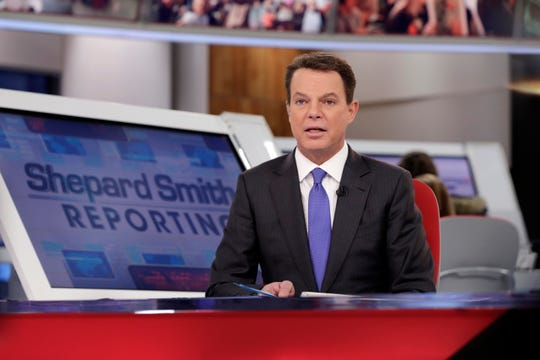 Shepard Smith counters claim by idiot Tucker carlson