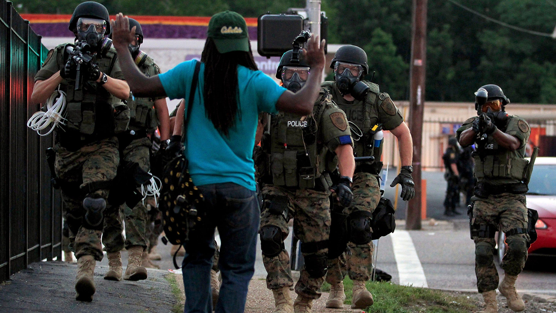 Ferguson, Missouri Riots: Photos Reflect Changes In Suburb