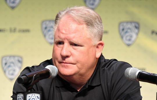 UCLA coach Chip Kelly.