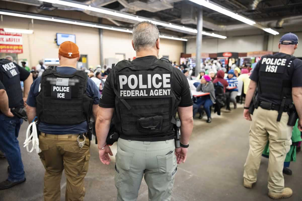 Targeting Migrants in the Workplace