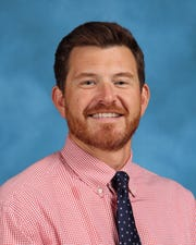 Kevin Williams is the new assistant principal at Powdersville Middle School and Concrete Primary School.