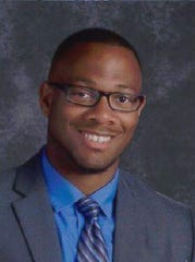 Leonard Galloway is the new principal of Glenview Middle School.