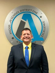 Jon Shoffstall is the new principal at Wren Middle School.