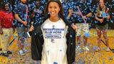 Maleia Bracone picks Presbyterian for college basketball