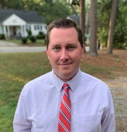 Curtis Smith is the new principal of Robert Anderson Middle School.