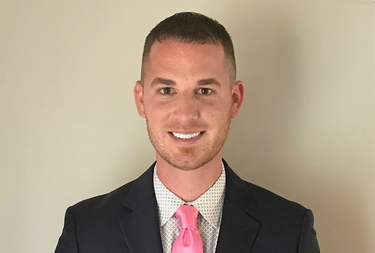 Adam Coats is the new principal of Starr-Iva Middle School.