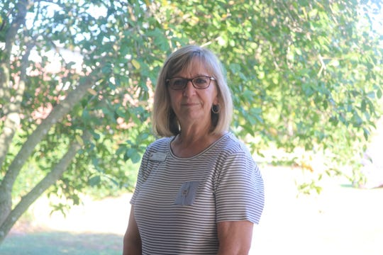 Tonna Marroni is the new principal at Concord Elementary School.