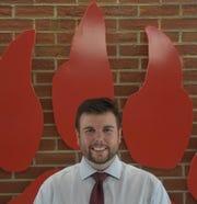John Hall is the new principal of Honea Path Middle School.