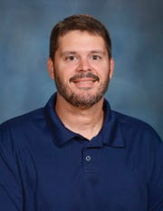 Daniel Crawford is the new principal of Iva Elementary School.
