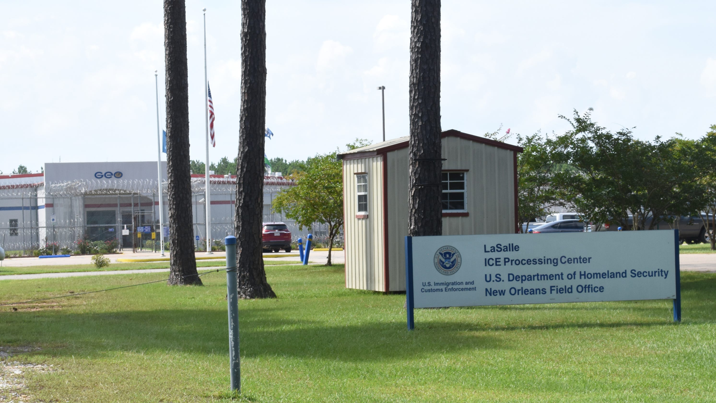 Louisiana immigrant detention rate
