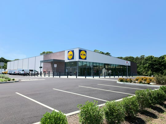Lidl on Route 9 in Lacey opens on Sept. 12, 2019