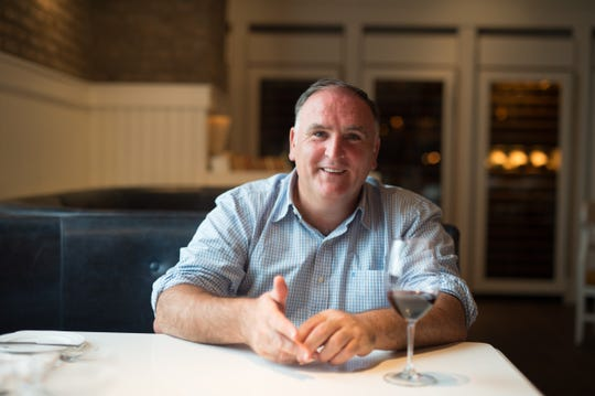 José Andrés will cook paella at Chow Chow, but he will also visit the Welcome Table at Haywood Street Church to break bread with the congregation.