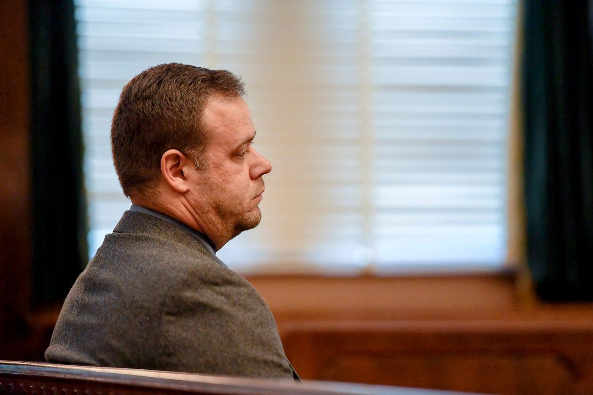 North Carolina officer Christopher Hickman guilty of felony assault