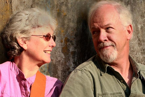Hank & Claire play not one, but two sets Aug. 17 at the Poulsbo Arts Festival.