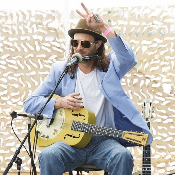 Singer-songwriter Ben Powell performs Aug. 16 at the Treehouse Cafe on Bainbridge Island.